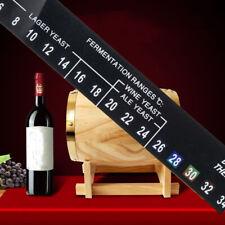 2℃-36℃ Digital Fermenter Brew Thermometer Sticker Wine Beer Strip Fermentation