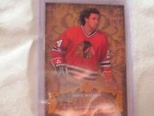 2008-09 UD Artifacts LEGENDS Hockey Card #136 Doug Wilson! Blackhawks! #/999