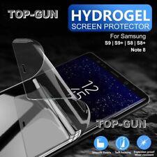 PELLICOLA CURVA TPU per Samsung Galaxy S8 S9 S10 / PLUS Protezione SCHERMO BORDI