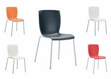 Stapelstuhl Küchenstuhl Gartenstuhl Mio Design stapelbar Kunststoff Modern NEU