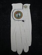 Boston Celtics Links Walker Premium Med-Large ML Left Hand Golf Glove Brand New