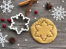 Snowflake Xmas Cookie Cutter 07 | Christmas | Fondant Cake Decorating | UK