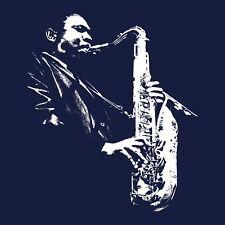 "John Coltrane T-Shirt ""Trane"" jazz music legend"