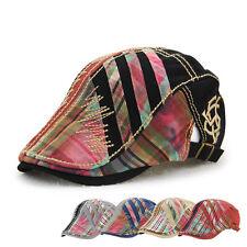 Fashion Beret hat casquette Cotton for Men and Women Visors Sun Gorras Flat Caps