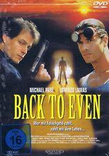 DVD NEU/OVP - Back To Even - Michael Pare & Lorenzo Lamas
