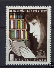 Hungría 1972 Sg # 2681 Libro Año Mnh