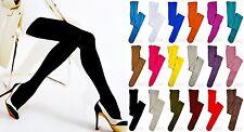 Xl L M S Ladies Pantys De Microfibra 60 den Varios Colores Para Mujer Medias