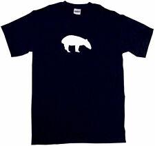 Tapir Animal Silhouette Kids Tee Shirt Pick Size & Color 2T - XL