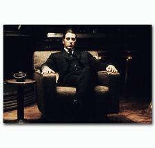 ZT2336 Gangsters Godfather Goodfellas Scarface AL PACINO Poster Art Decor
