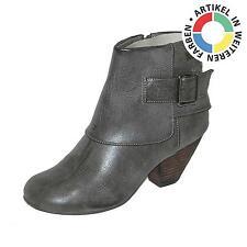 XTI Botin 24153 Stiefellete Damen Schuh Stiefel, versch. Farben, 50366