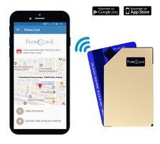 ProtecCard Debit Credit Card Smart Protector Sleeve Metal Holder Theft Lost RFID