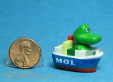 Cake Topper MOL Mitsui Ocean Shipping Container Gator Decor Figure Diorama N83