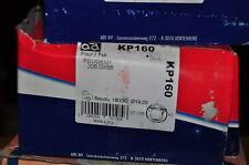 kit freno posteriore ad:kp160; peugeot 206