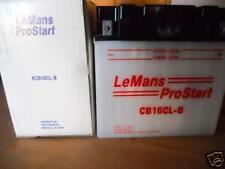 NOS Le Mans Battery RCB16CL-B 1986-87 KLF300 Bayou