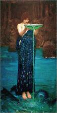 Leinwandbild Circe Invidiosa - John William Waterhouse