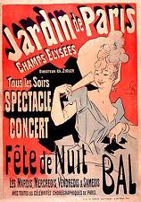 Vintage Français Style Art Nouveau shabby chic imprimés & AFFICHES 061 A1, A2,