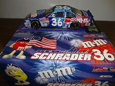 Ken Schrader---#36 M & M's / 4th Of July---1:24 Scale Diecast---1/6936---2002
