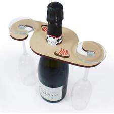 'Viking Ship' Wine Glass / Bottle Holders (GH022957)
