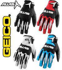 MENS ALIAS REFLEX PALM MOTOCROSS MX GLOVES NEW GEICO gants enduro bike bmx quad