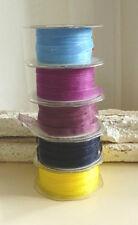 10 Meter Ribbon,Band,Oranzaband,Organza, 10 mm, Farbe wählbar, 0,12 € pro Meter