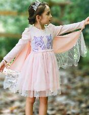Kids Girls Baby Tulle Tutu Birthday Unicorn Costume Princess Pageant Dress ZG8