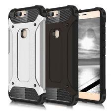Huawei Honor v8 protección funda de móvil Full Armor cover case outdoor Rugged Tpu, estuche