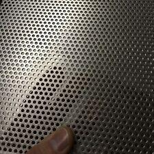 Alu Lochblech   RV 3-5 Lochplatte Abdeckung 1,5mm  Zuschnitte nach Maß