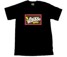 Wonka BAR T-Shirt Tutte Le Taglie Nero #