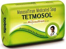 Tetmosol Medicated Soap with Monosulfiram 100g