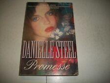 DANIELLE STEEL PROMESSE SONZOGNO I LIBRI DI ANNA 1995 APPASSIONANTE E DOLCISSIMO
