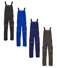 Planam Basalt Latzhose Arbeitshose Arbeitskleidung Hose Berufshose 42-64
