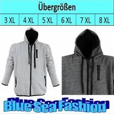 lavecchia Sweatshirt Jacke Kapuze Übergröße Designer 3 4 5 6 7 8 XL Hoodie XXXXL