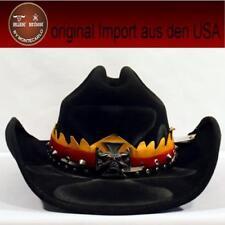 USA Cowboyhut Texashut Cowboy Hut Western Westernhut Jägerhut Wolle Filz Hat neu
