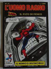 Uomo Ragno n 17  - no adesivi - star comics