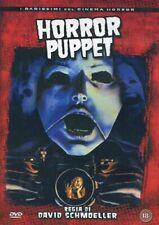 Horror Puppet DVD MOSAICO MEDIA