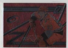 2010-11 Zenith Z Team Red Hot #10 Jeff Skinner Carolina Hurricanes Hockey Card