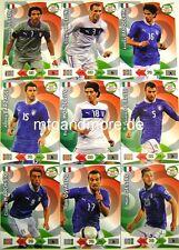 Adrenalyn XL - Italien Karte aussuchen - Road to 2014 FIFA World Cup Brazil