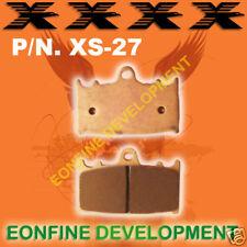XS27 BRAKE PADS SUZUKI RG GSXR RGV TV SG 125 250 350 FR