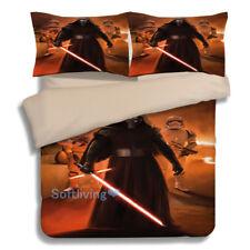 Quilt/Doona/Duvet Cover Set Single/Queen/King Size Bed Pillowcase Star Wars