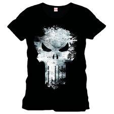 The Punisher T-Shirt - Distress Skull