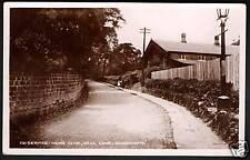 Horsforth near Calverley, Yeadon & Leeds. Hall Lane.