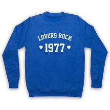 LOVERS ROCK 1977 REGGAE MUSIC FUSION SOUL R&B LONDON ADULTS KIDS SWEATSHIRT