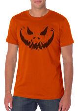 Para Hombre tenebroso-Cara De Calabaza Halloween Camiseta Nueva S-XXL