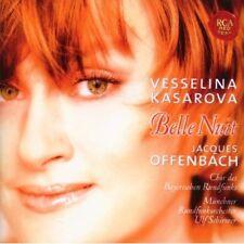 Jacques Offenbach: Vesselina Kasarova: Belle Nuit - CD