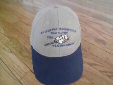 FCS Mounted Combat System Firing Platform Baseball-Style Hat, Adjustable Size