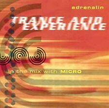 CD  TRANCE ACID EXPERIENCE  ADRENALIN RUSH ~VERY RARE!