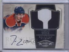 2010-11 Panini Dominion #235 Jordan Eberle Edmonton Oilers Rookie Hockey Card