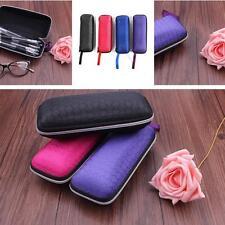 Sunglasses Reading Glasses Carry Case Bag Hard Zipper Box Travel Pack Pouch LG