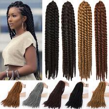 Havana Mambo Twist Crochet Braids Hair Synthetic Mambo Braids Dreaklocs 10colors