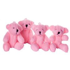Neuf-teddy rose-petit mignonne doux-cadeau anniversaire noël